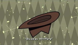 Skiddley Whiffers title card