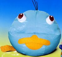 Perry beanbag chair