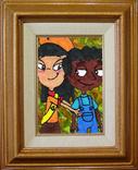 Baljinger frame