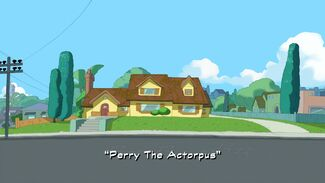 Perry The Actorpus title card