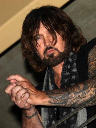 billy ray was a preacher's son