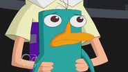 Perry Looks at the Other Dimension-inator