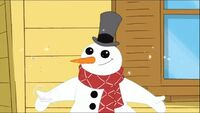 FrostySnowman