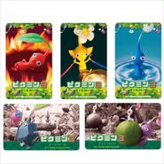 Pikmin 3 cards