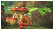 Dwarf Red Bulborb Pikmin 3