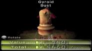 Gyroid Bust