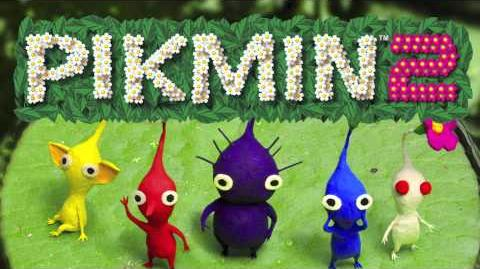Pikmin 2 Music - Results of the Day