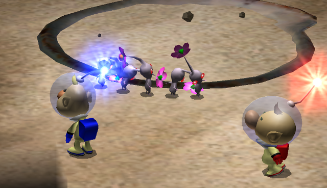 File:White Pikmin Dig.png