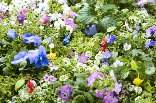 File:Pikmin 3 Flowers.jpg