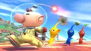 Olimar and Pikmin Smash pic 9