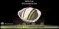 White Goodness