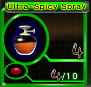 Ultra-Spicy Spray
