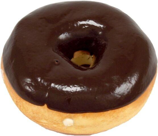 File:Choco doughnut.jpg