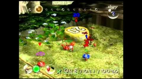 Pikmin Beta Map route