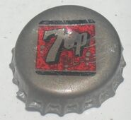 7-Up Bottle Cap