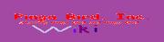 Pinga Bird Wiki Septmber Logo