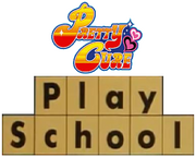 Pretty Cure Play School Logo
