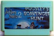 The addams family 2 pugsleys scavenger hunt