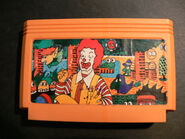 Donald Land Pirate Famicom