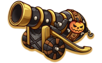 Pumpkin-hell-cannon-icon