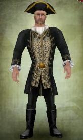 Captain Ellison Shaw