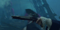 James Norrington's pistol