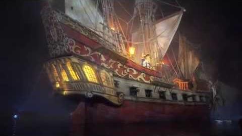 Pirates of the Caribbean 2015 refurbishment