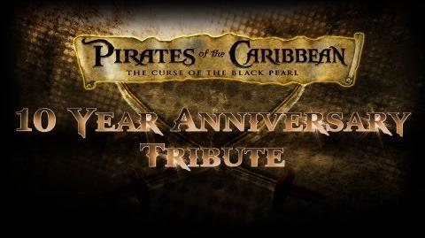 POTC The Curse of the Black Pearl - 10 Year Anniversary Tribute