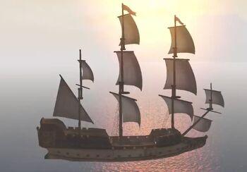 BattleshipSunset