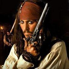 Pirates des Caraïbes 4  Les nouvelles images avec Jack Sparrow à l'honneur !