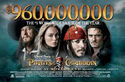 Pirates of the Caribbean At World's End Wallpaper Poster (Box Office Hit 01) (Version 2)