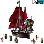 Legopirates queen annes revenge