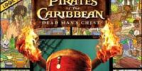 Pirates of the Caribbean: Dead Man's Chest Look and Find