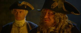 Barbossa and groves