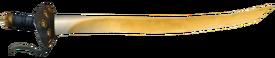 Lost sword of el patron