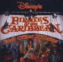 Pirates of the Caribbean and Other Villains