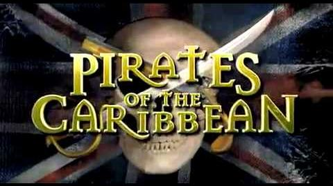 Pirates of the Caribbean 1 Teaser Trailer