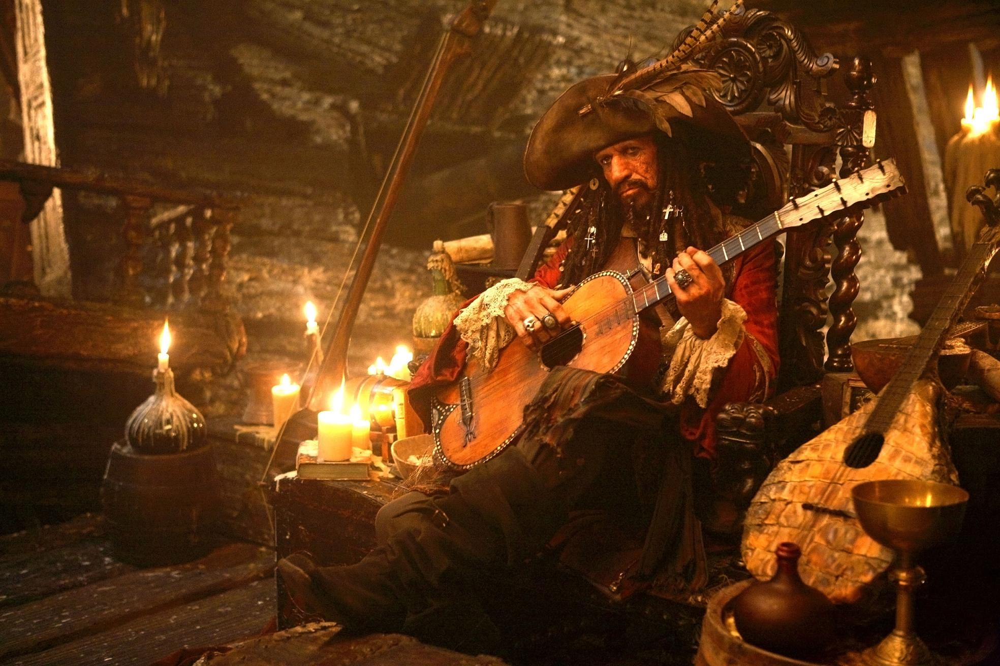 Sea legends pirates