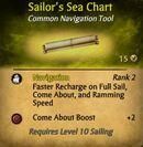 Sailor's Sea Chart