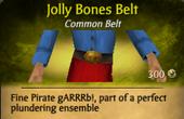 Jolly Bones Belt