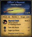 Officers Bayonet 2010-11-27