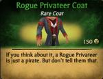 Rogue Privateer Coat