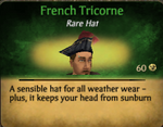 FrenchTricorneMale
