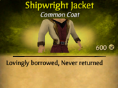 Shipwright Jacket