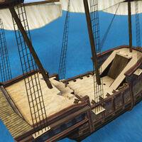 War Galleon deck