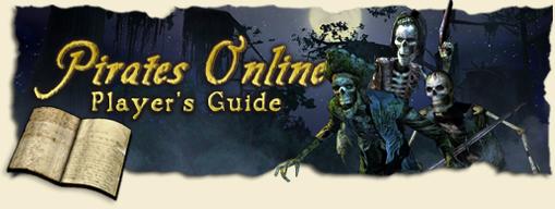 POTCO Player's Guide