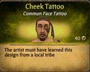 CheekTat