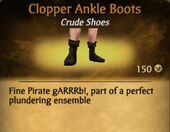 Clopper Ankle Boots