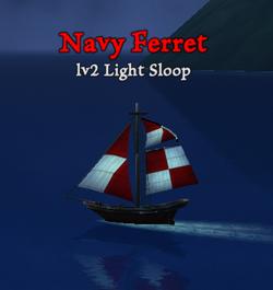 Navy Ferret clearer