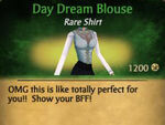 F Day Dream Blouse